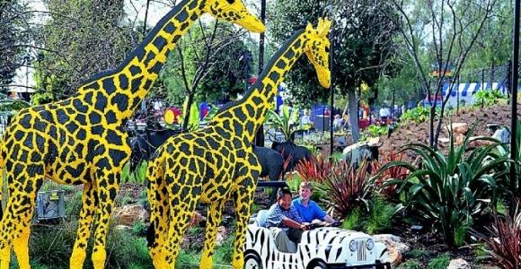 Legolendo atrakcionų parkas