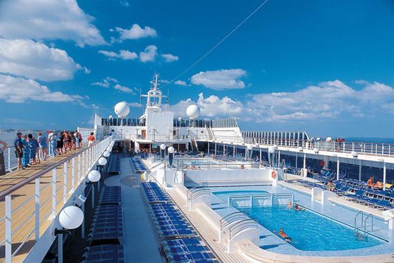 Viduržemio jūros kruizas su MSC ARMONIA