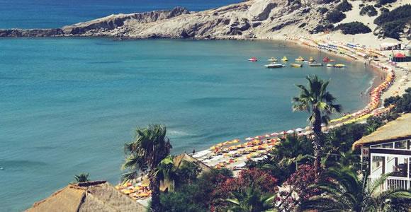 Paradise paplūdimys
