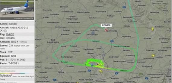 Sek lėktuvų eismą realiu laiku!