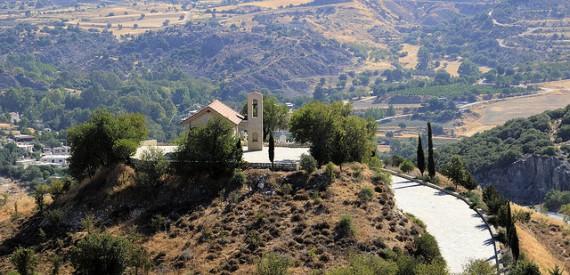 Kipras: pirmas kartas. Dievai ir deivės, švelnus klimatas ir lankytini objektai