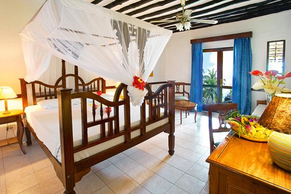 Kiwengwa Beach Resort 4* viešbutis Zanzibare